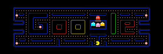 Put Google's Pac Man Game On Your Web Site